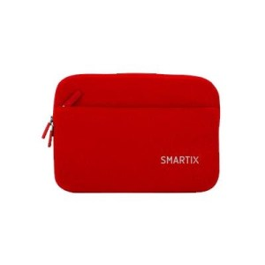 "Custodia Tablet 7"" Atlantis P004-sl21-a3-7 Linea Smartix - Colore: Rosso - Ean: 8026974016689"