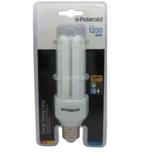 Lampada Bc Polaroid E27 3u 20w-1200lm (88w) 2700k 610-818948 / 4250175818948