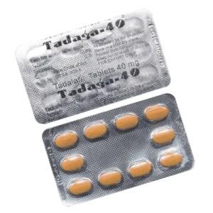 Tadaga 40mg (Tadalafil)