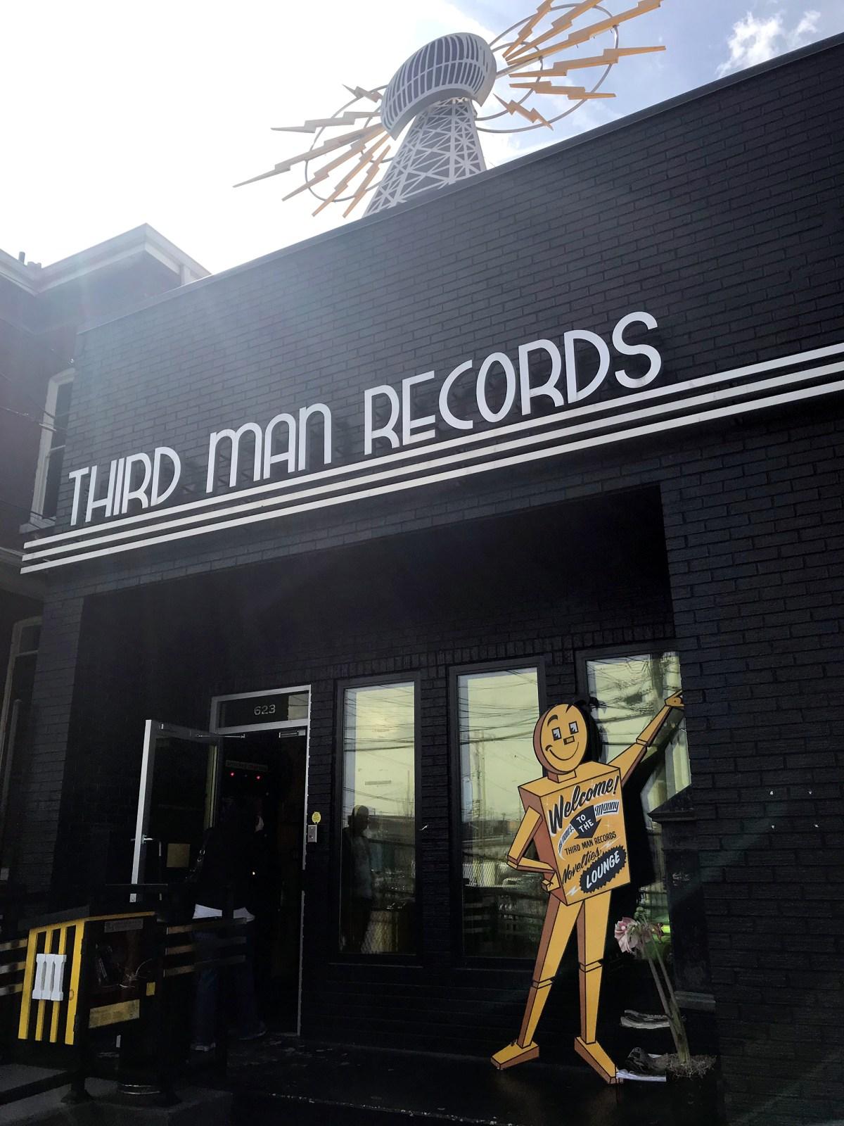 Generic Van Life - Tennessee Third Man