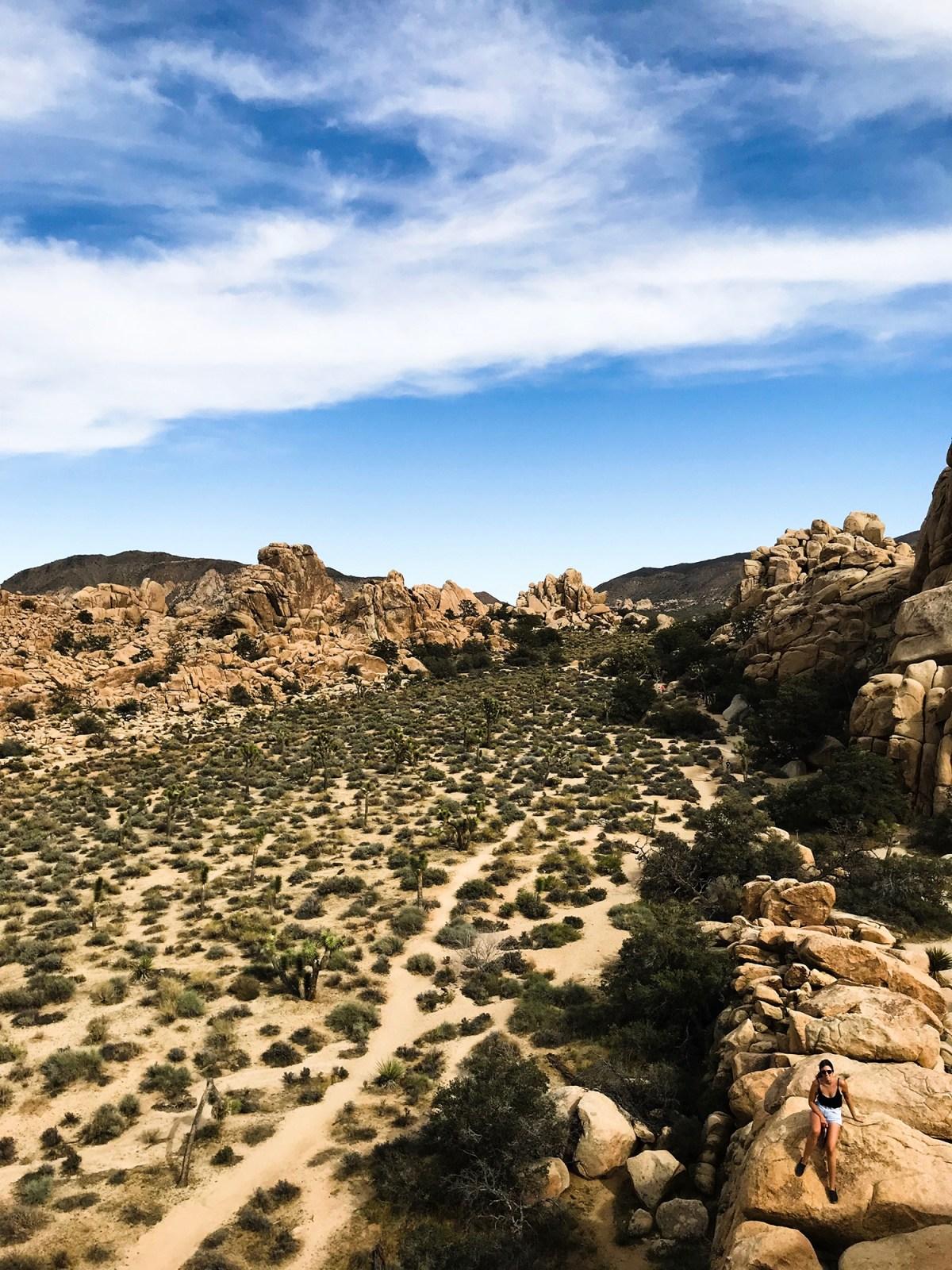 Generic Van Life - Southern California Hidden Valley