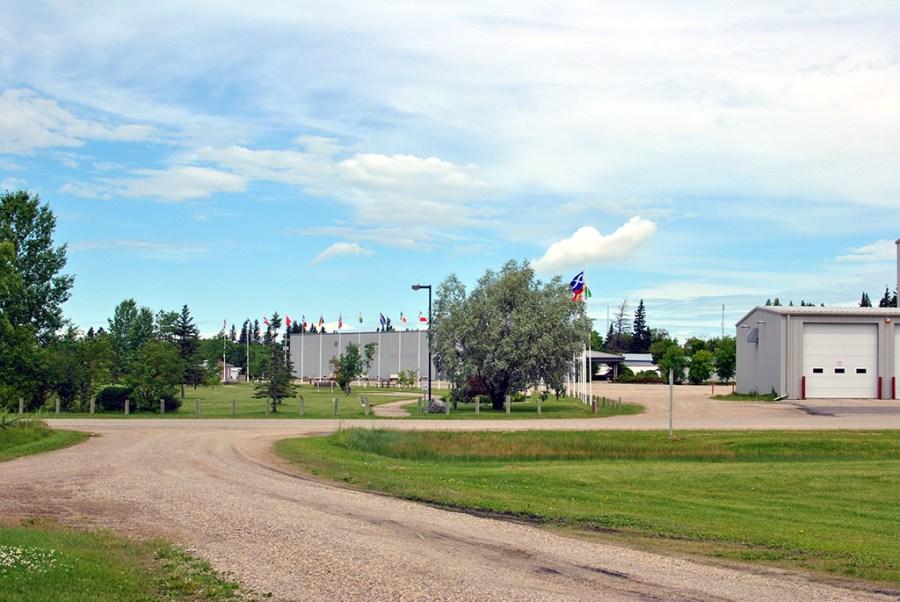 Generic-Van-Life-Camping-Spot-Russell-Peace-Park-Manitoba-Road