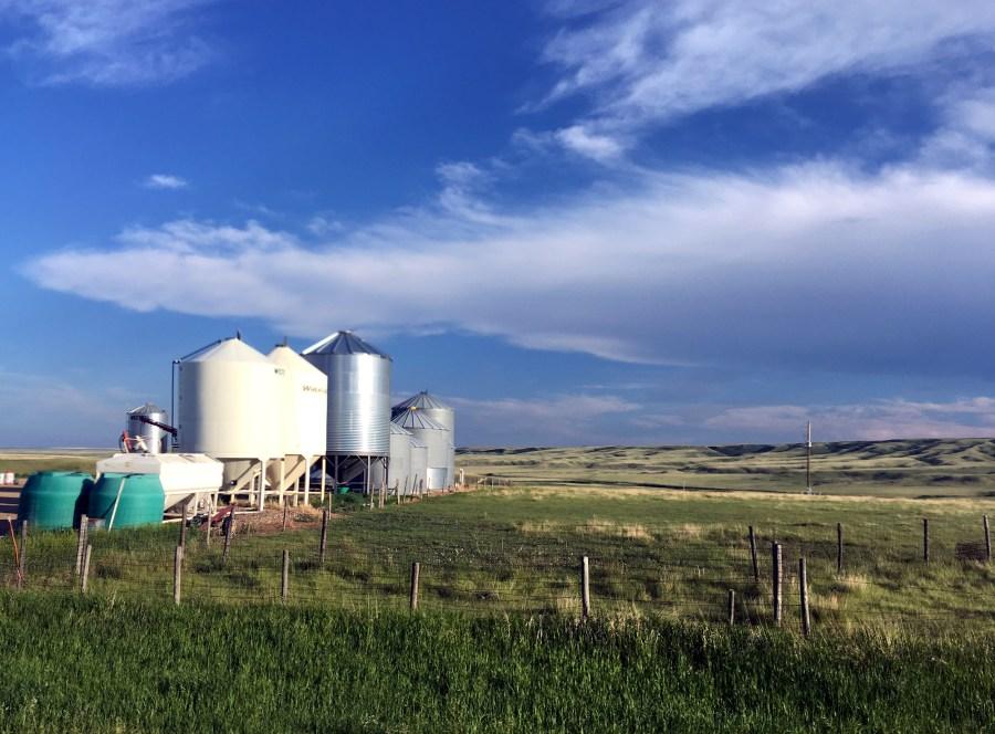 Generic Van Life - Saskatchewan Silos