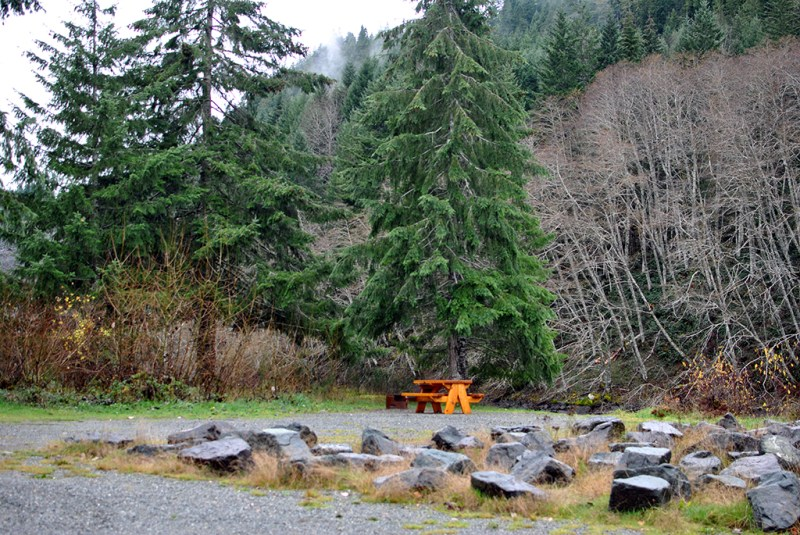 Generic-Van-Life-Camping-Spot-Strathcona-Dam-British-Columbia-Campsite