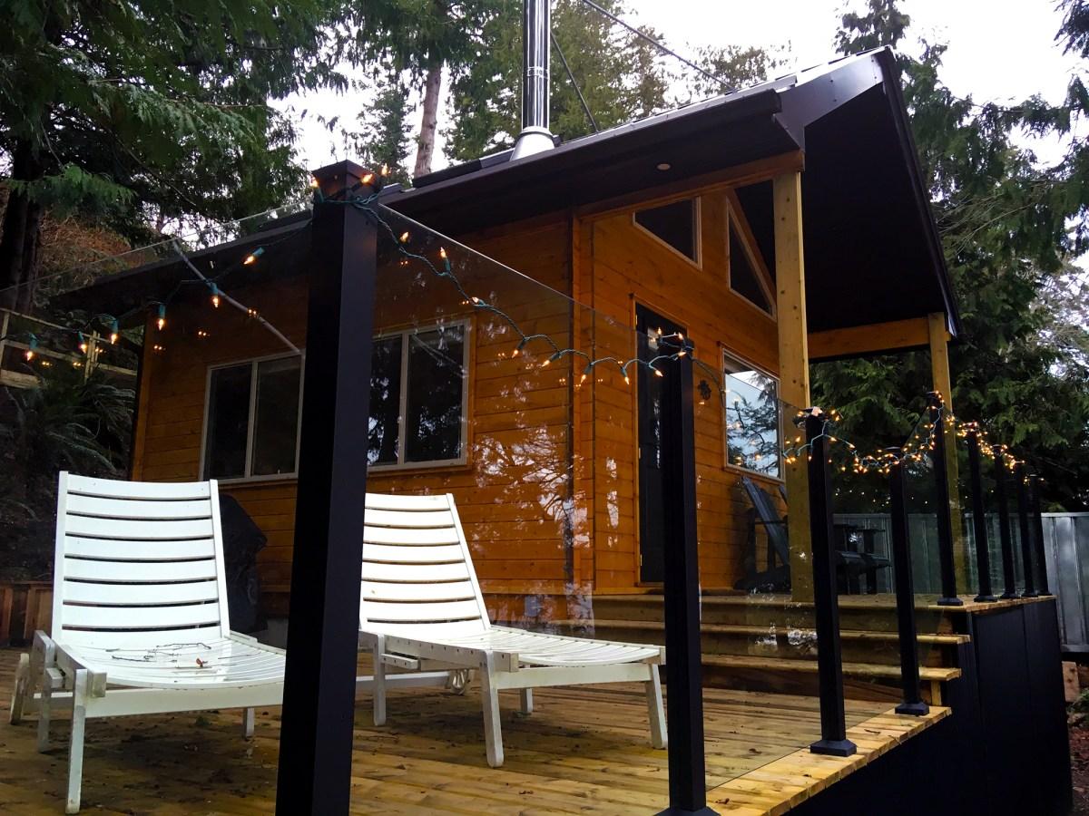 Generic Van Life - Campbell River - Bowser Christmas Cabin
