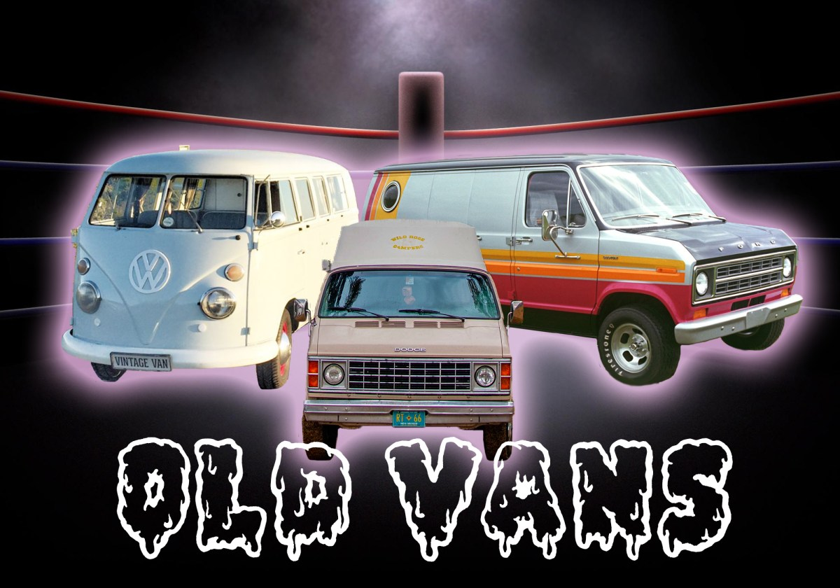 Generic Van Life - Old Van Vs New Van - Old Vans