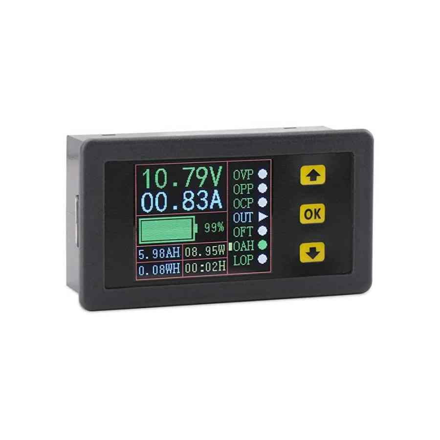voltage and battery capacity monitor