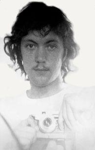 Dorm Room Selfie 1975