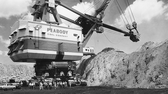 Mr. Peabody's Coal Train Done Hauled it Away