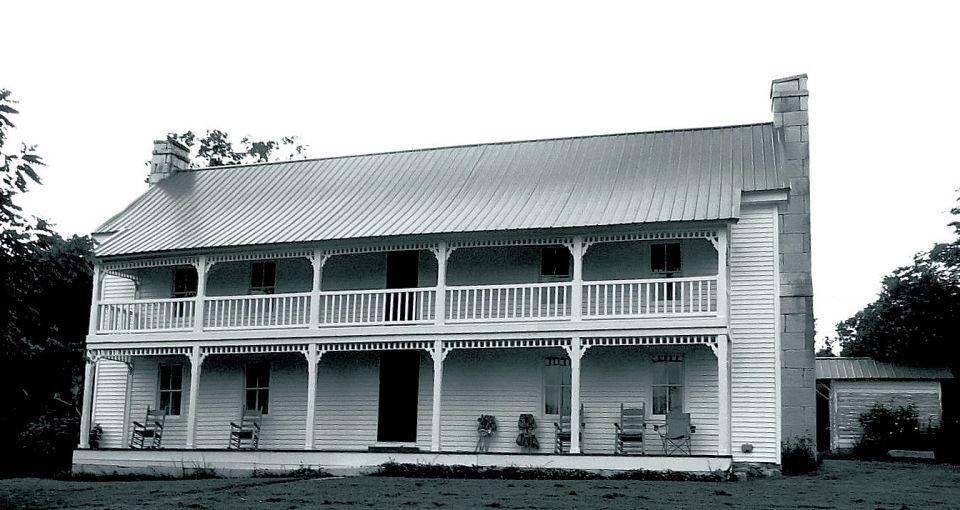 Ferguson homestead, Sneedville, Tennessee