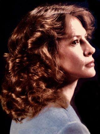 Lana Ferguson Scott, 1988. Oddly, even more beautiful inside.