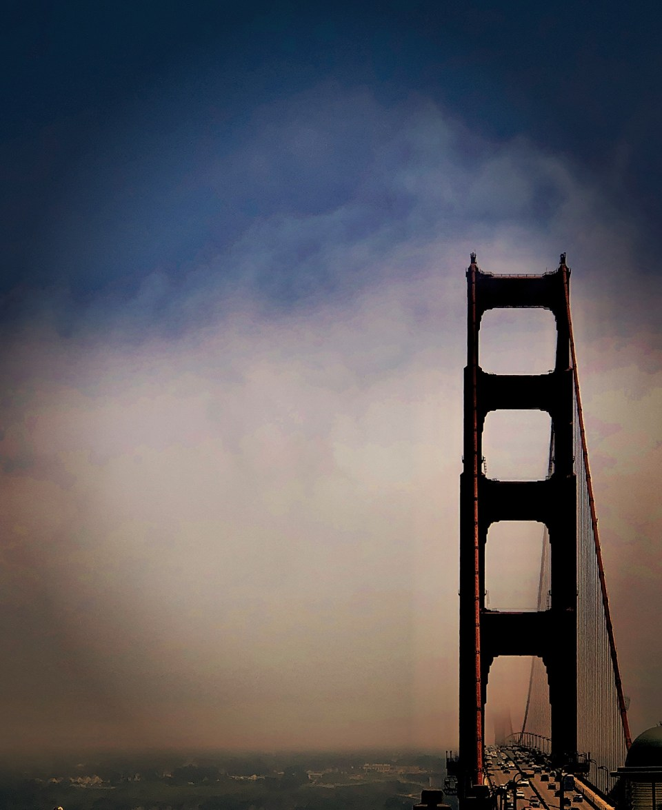 San Francisco. 23 July 19. Copyright, Alarice Multimedia, LLC.