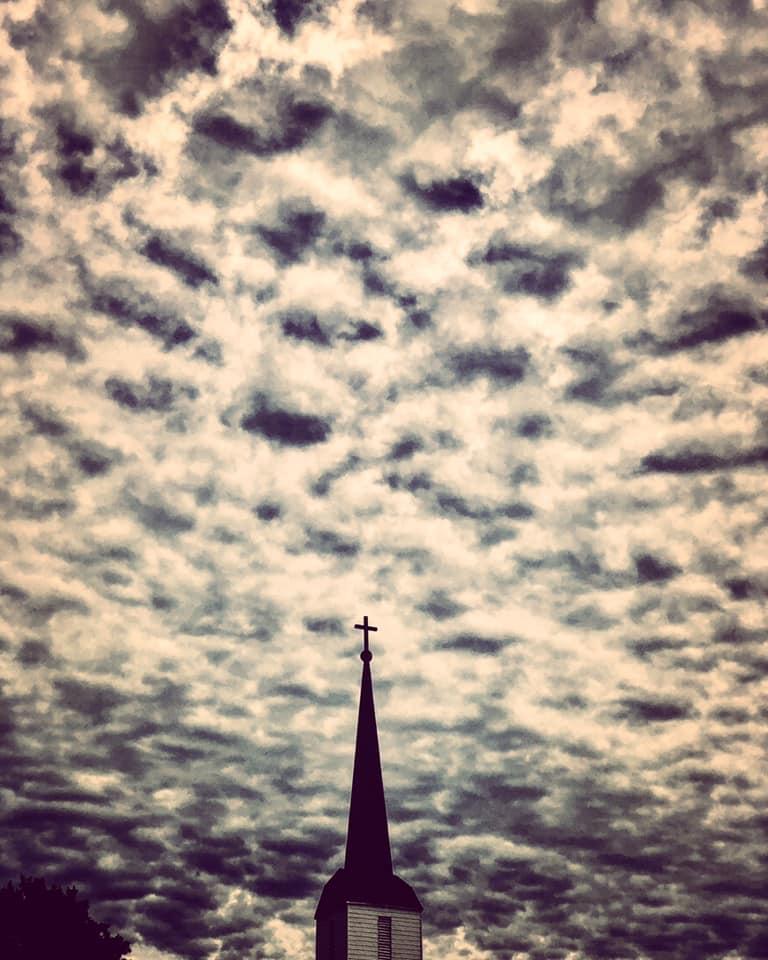 Saint Patrick's Church. 30 September 19. Sheffield, IL.