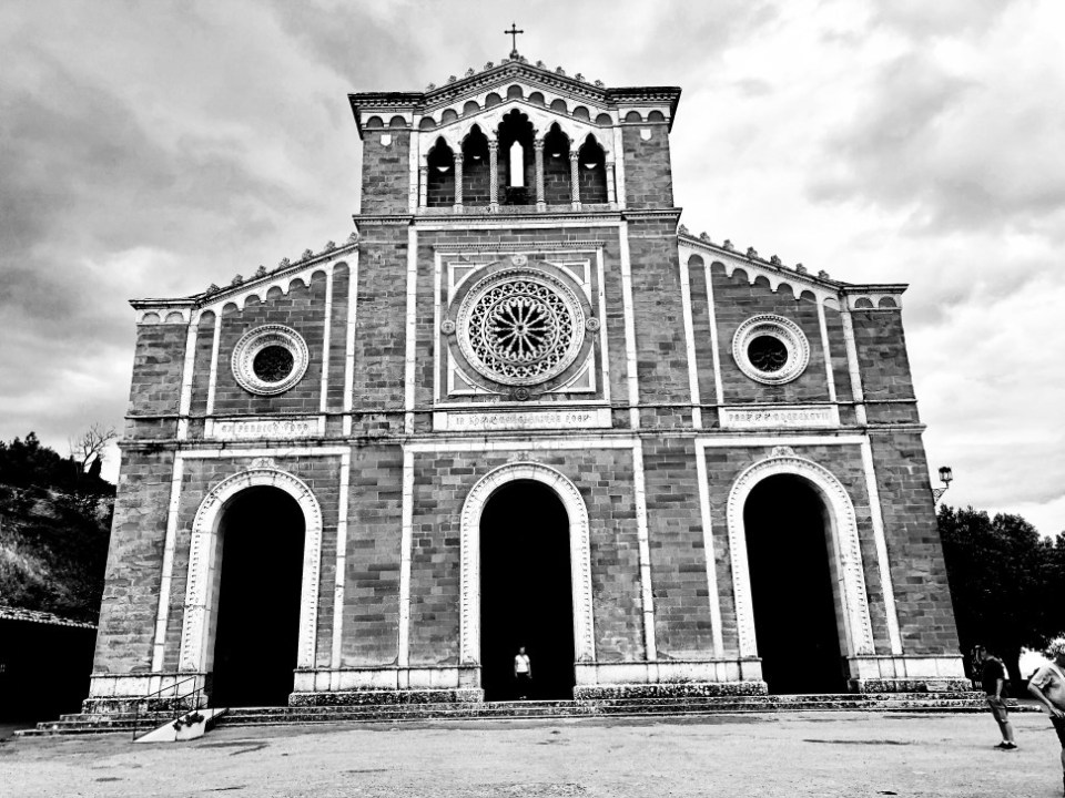Lana Scott. Cortona, Italy . 2018. Copyright: AMM, LLC.