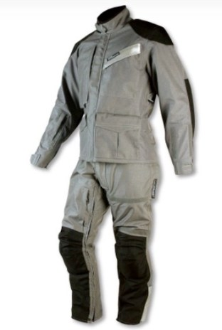 MEN'S ROADCRAFTER CLASSIC TWO PIECE SUIT by Aerostich