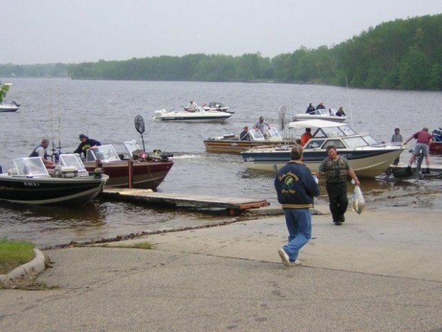 Bluegill Boat Launch