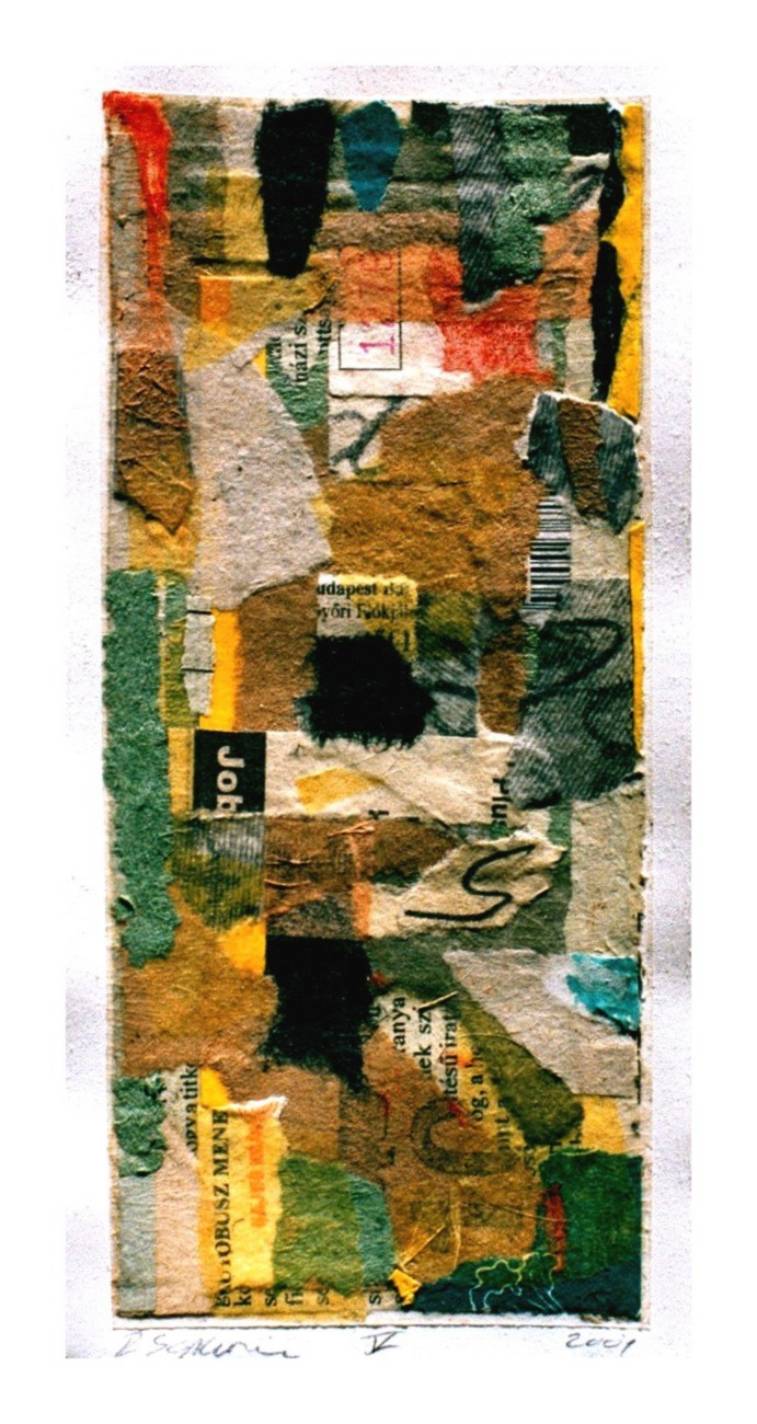 FRAGMENTED TEXTS PAGE