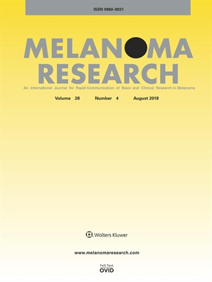 Second Melaseq clinical study to be published in Melanoma Research
