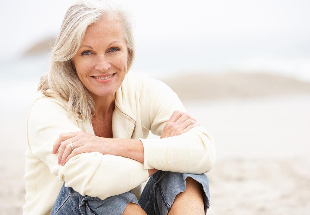 dermatology for older woman