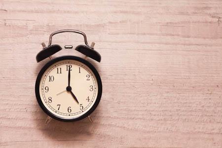 Alarm 5 Oclock