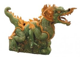 Ming Dynasty Terracotta Sculpture1 - 368 to 1644 AD