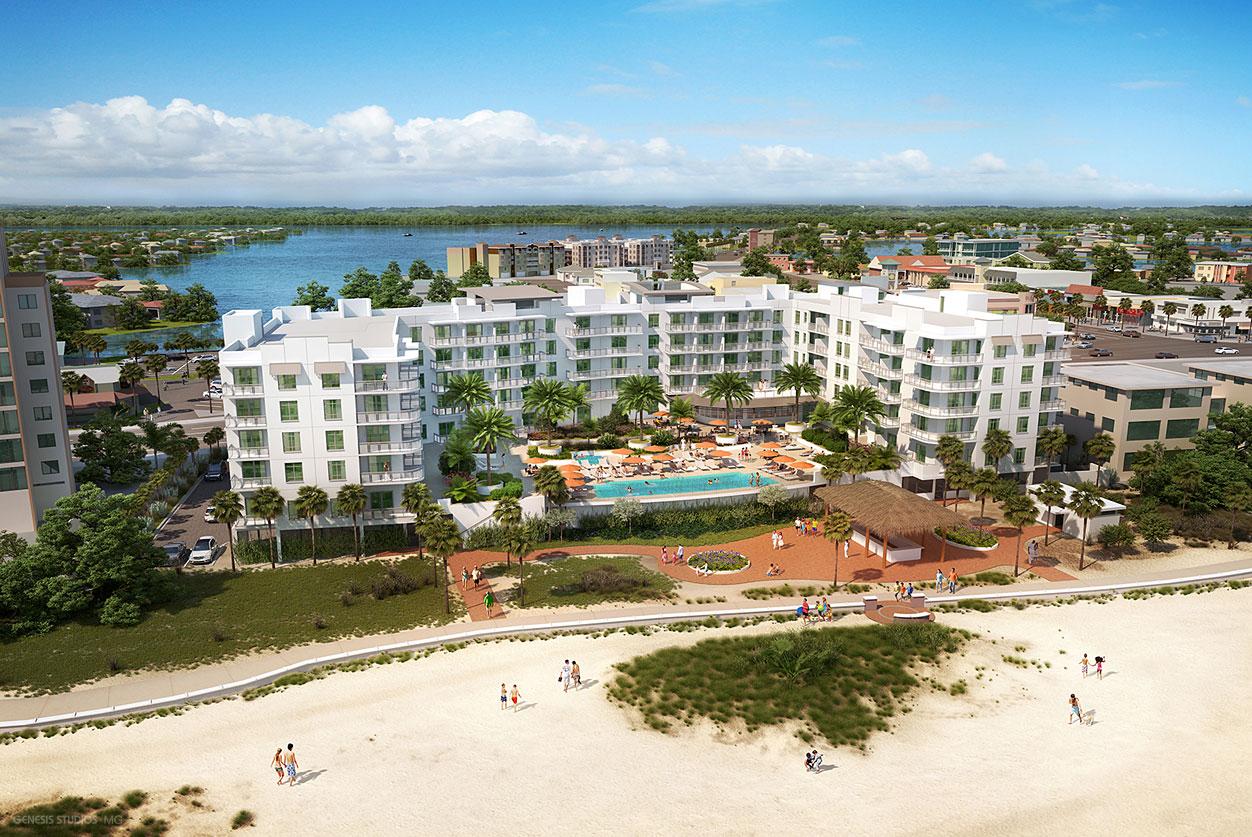 CGHJ  Treasure Island Beach Resort  Genesis Studios