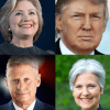 2016 Presidential Race: Clinton, Trump, Stein, and Johnson on Food, Farming and GMOs
