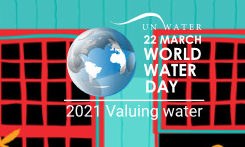 Is the slogan chosen this year by united nations. World Water Day Geneva Environment Network