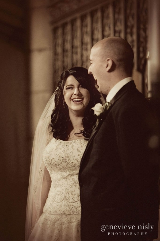 Cleveland, Copyright Genevieve Nisly Photography, Fall, Renaissance Hotel, Wedding