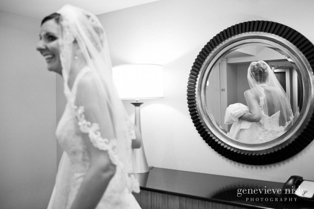 Copyright Genevieve Nisly Photography, Marriott Key Center, Ohio, Summer, Wedding