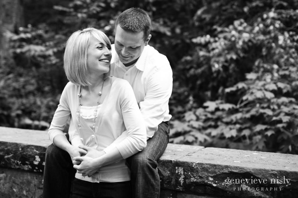 Copyright Genevieve Nisly Photography, Engagements, Ohio, Olmsted Falls, Spring