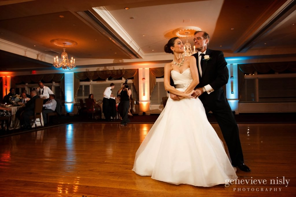Cleveland, Copyright Genevieve Nisly Photography, Ohio, Shaker Heights Country Club, Summer, Wedding