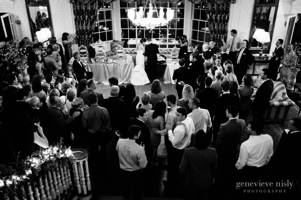 Copyright Genevieve Nisly Photography, Ohio, Summer, The Country Club, Wedding