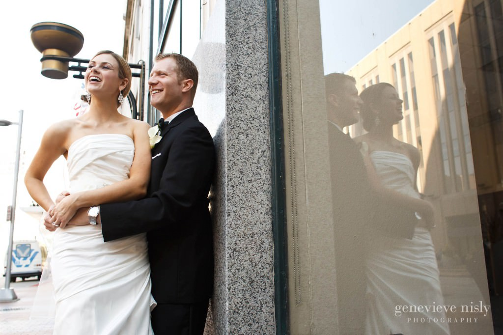 Cleveland, Copyright Genevieve Nisly Photography, Fall, Ohio, Wedding, wynd, Wyndham Playhouse Square