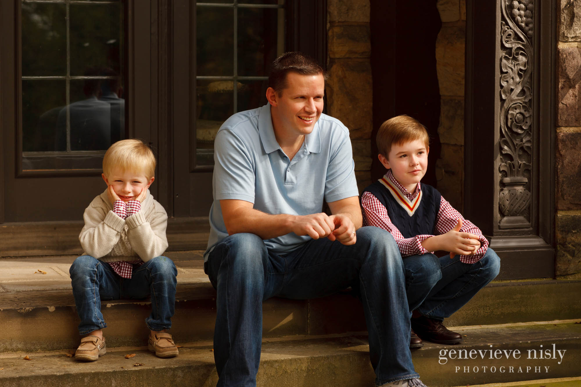 Copyright Genevieve Nisly Photography, Fall, Family, Portraits