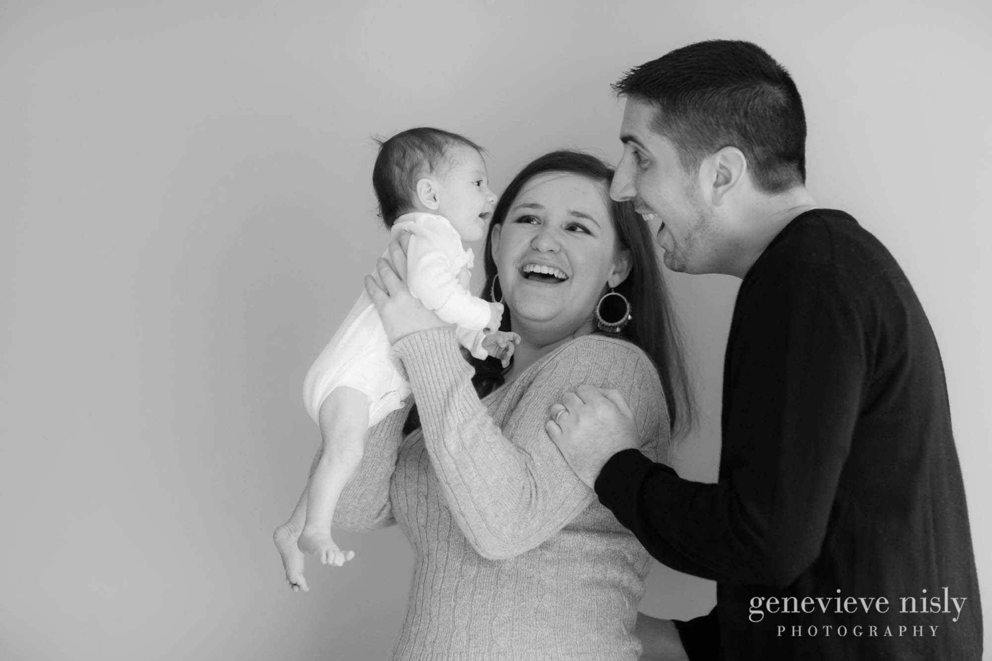 Baby, Copyright Genevieve Nisly Photography, Ohio, Portraits, Winter