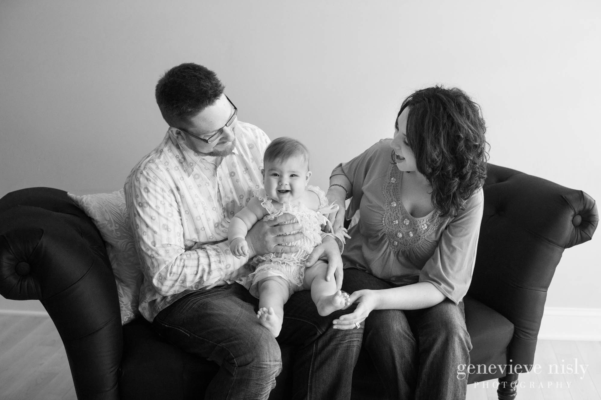 Baby, Copyright Genevieve Nisly Photography, Green, Ohio, Portraits