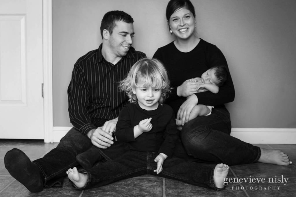 Baby, Cleveland, Copyright Genevieve Nisly Photography, Portraits