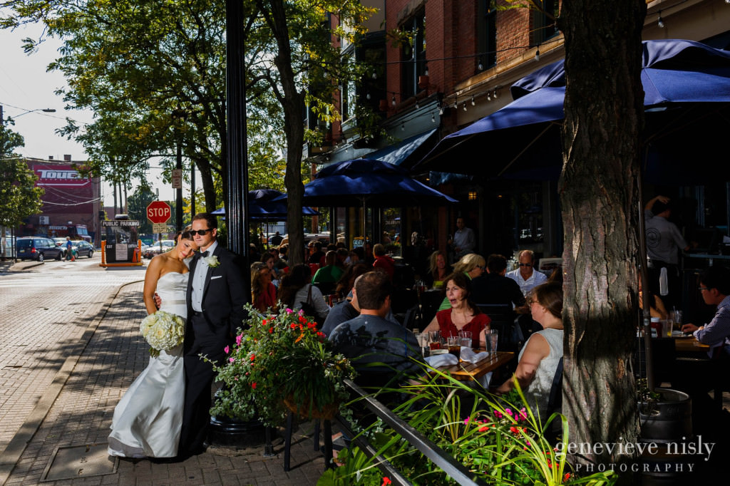 Cleveland, Copyright Genevieve Nisly Photography, Fall, Ohio, Ohio City, Summer, Wedding