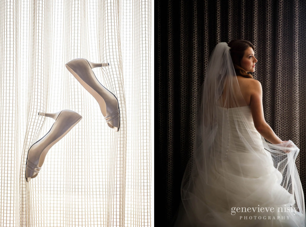 Cleveland, Copyright Genevieve Nisly Photography, Wedding, Westin