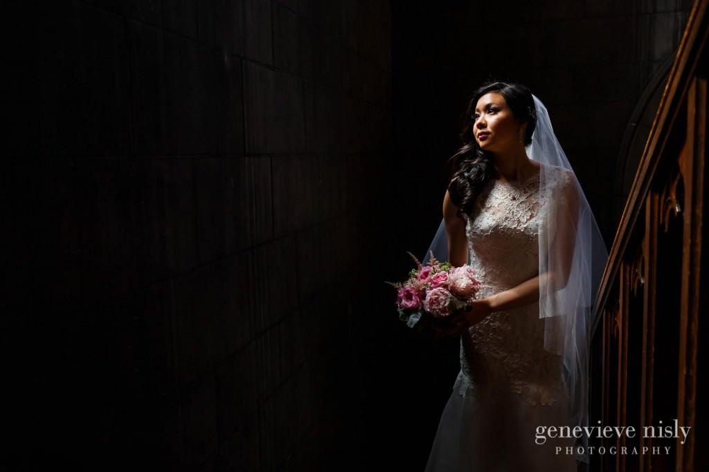Amasa Stone Chapel, Cleveland, Copyright Genevieve Nisly Photography, Ohio, Spring, Wedding
