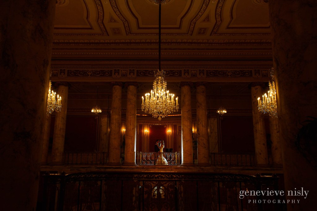 Copyright Genevieve Nisly Photography, Palace Theater, Wedding