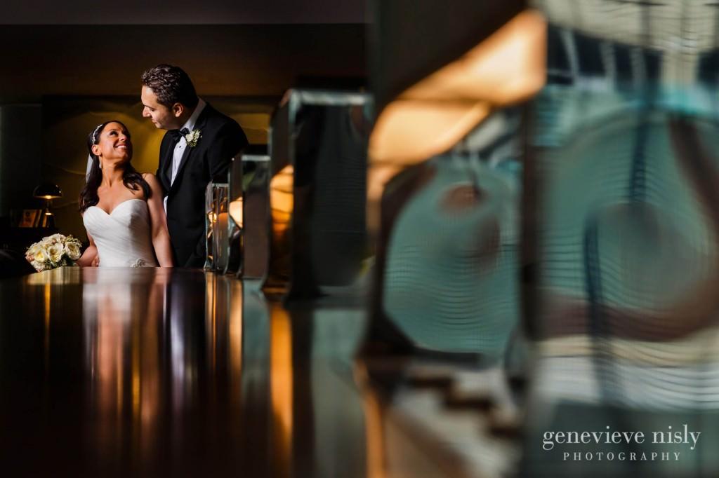 Cleveland, Copyright Genevieve Nisly Photography, Ohio, Wedding, Westin, Winter