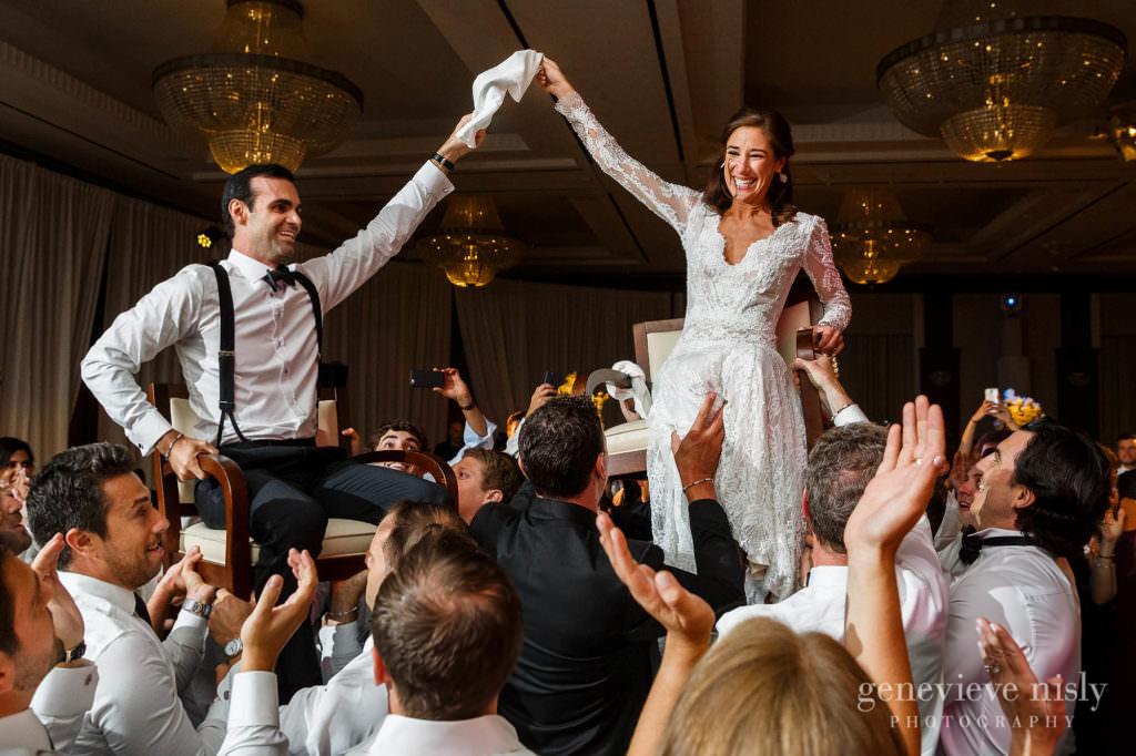 Copyright Genevieve Nisly Photography, Wedding, Summer, Ohio, Cleveland, Intercontinental Hotel