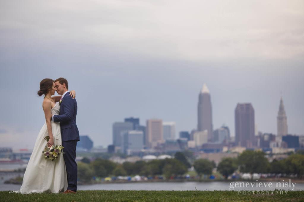 Wedding, Copyright Genevieve Nisly Photography, Fall, Ohio, Cleveland, Edgewater Park