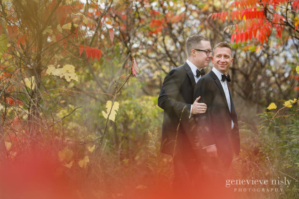 Copyright Genevieve Nisly Photography, Fall, Ohio, Flats, Cleveland