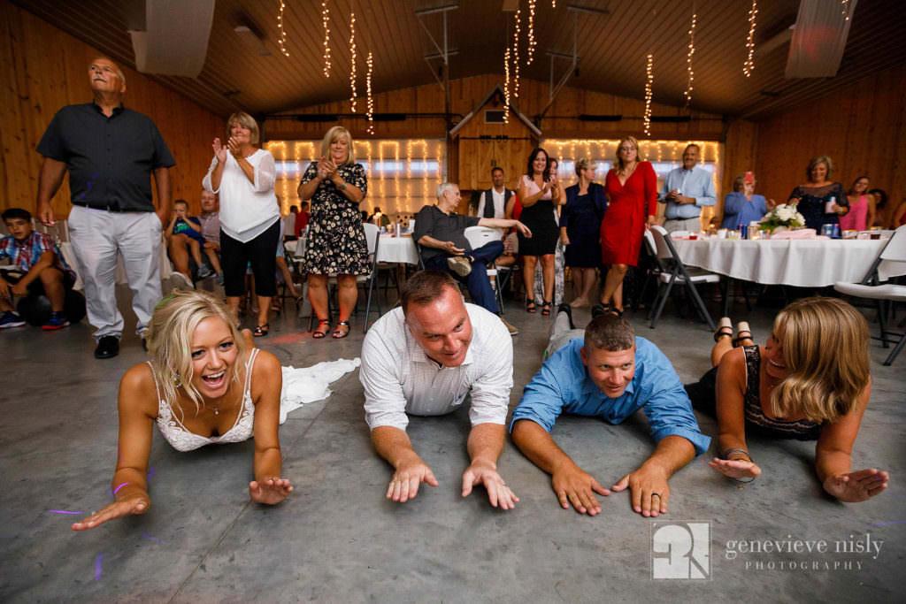 Summer, Wedding, Copyright Genevieve Nisly Photography, Sugarcreek, The Harvest Barn