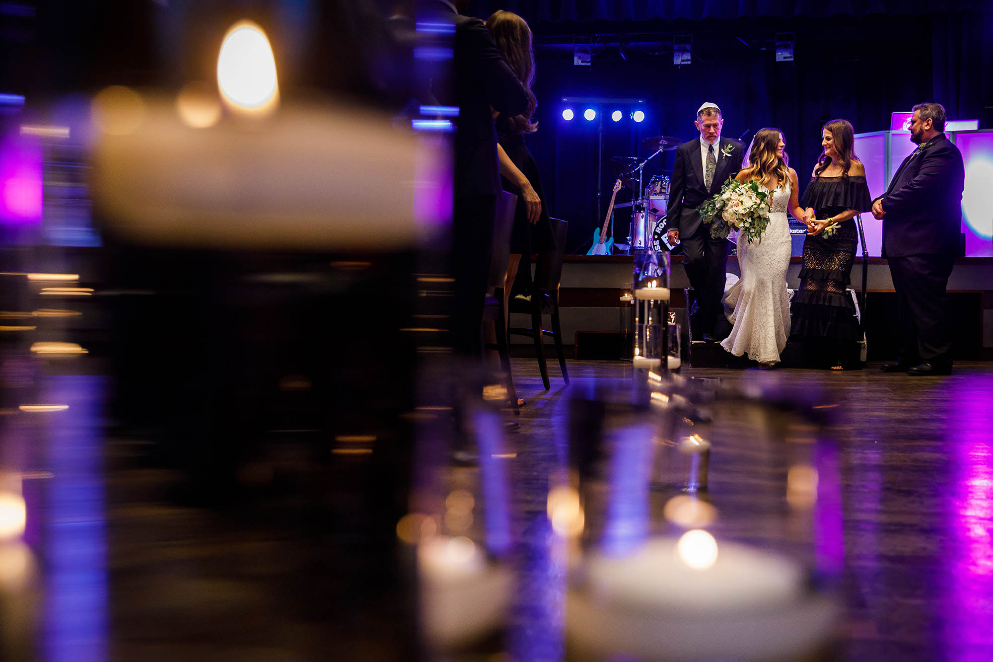 Ceremony, Wedding, music box, Music Box Supper Club