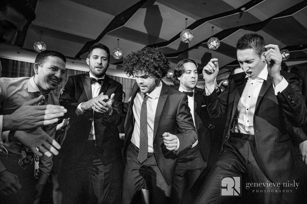 Cleveland, Wedding, Copyright Genevieve Nisly Photography, Ohio, Hilton Cleveland Downtown