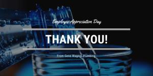 Employee Appreciation Day - Thank You!